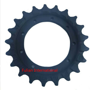 New Fit For Ihi Is45uj Mini Excavator Digger Sprocket Use On Undercarriage Part