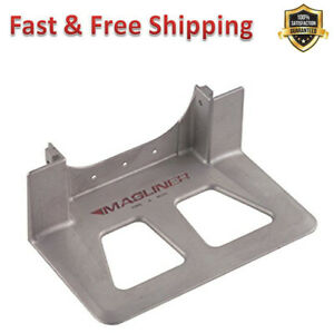 Die Cast Nose Plate 14 X 7 1 2 In Durable Aluminum Fit Magliner Hand Truck New