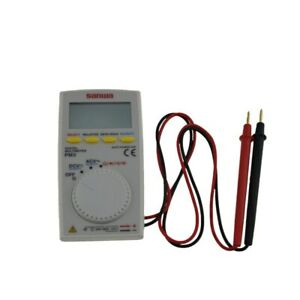 Sanwa Pm3 Pocket Size Digital Multimeter Pm3 Pm 3
