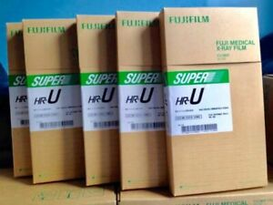 2 Boxes 200 Films Fuji Green Panoramic Dental X Ray Film 15 X 30 Cm