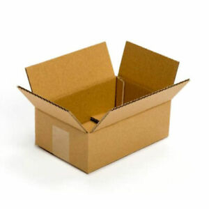 Package Delivery Box Small Cardboard 50 Pack 9x6x4 Shipping Mailing Moving Music