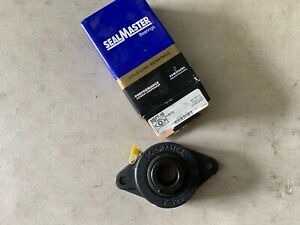 One 1 Genuine Sealmaster Ball Bearing Msft 16 Gold Line Flange 1 Nos