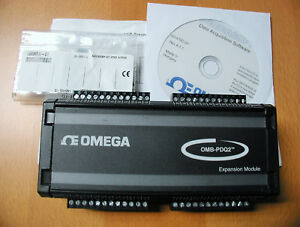 New Omega Engineering Omb pdq2 Data Acquisition Module For Thermocouple Process