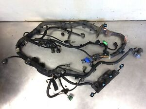 96 98 Civic Ex At Wire Harness Engine Wiring Loom Cables Plugs Sub Cord Oem