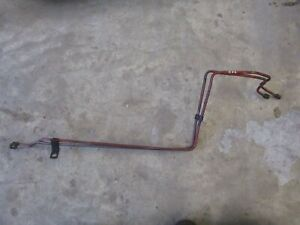 Ih International Farmall 856 806 Power Steering Lines Antique Tractor