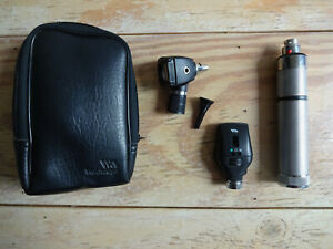 Welch Allyn Diagnostic Set Opthalmoscope And Otoscope Rechargable