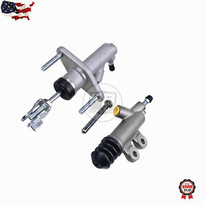Clutch Slave Master Cylinder Kit For Honda Civic Acura Integra D15 D16 92 01