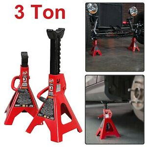 3 Ton Bottle Jack Stand All In One Automotive Car Lift Truck Vehicle Garage Tool