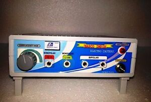 New Electro skin Surgical Cautery Unit In General Practice Therapy Machine Dr