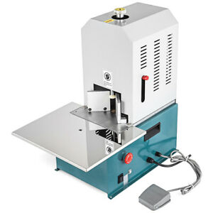110v Electric Round Corner Cutter Corner Rounding Machine W 7 Built In Dies
