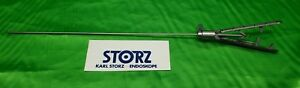 Storz 26167 Fnl Surgical Ultra Micro Needle Holder 3mmx36cm Tc Jaws
