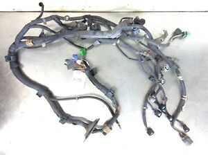 99 00 Civic Dx lx At Wire Harness Engine Wiring Loom Cables Plugs Sub Cord Oem