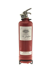 Fire Design Fire Extinguisher Wine Box