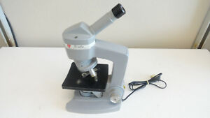 M4 American Optical Spencer Sixty Microscope