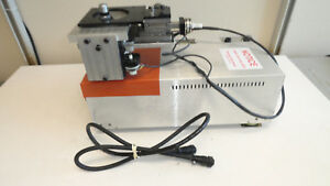 Reichert Jung Ultramicrotome Trimmer Tm 60 Type 709901 Laser Attachment