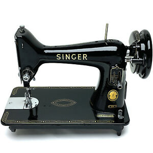 Singer 99 99k Vintage Sewing Machine Portable Vtg Serviced Restored By 3fters