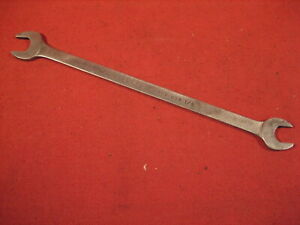 Vintage Proto Specialty Thin Wrench 1 2 9 16 3426