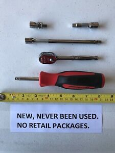Snap On Ratchet 1 4 Extensions And Free Gift
