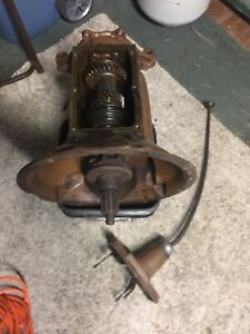 1939 Ford 3 Speed Transmission Top Loader 1940 1950 Flathead Roadster Coupe