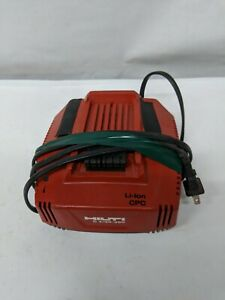 Hilti C 4 36 350 Battery Charger 7 2v 36v Fast Charge 110v Good Condition