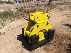 Hed Ls11000 Hydraulic Plate Compactor