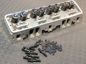Dart 127122 Shp Aluminum Cylinder Head Chevy Small Block 327 350 400 Race