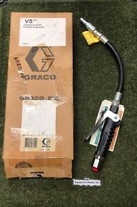 Graco 222 413 V5 Dispense Valve Flexible Extension For Atf Loc 119b Ks336