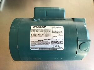 Reliance Electric Motor 1 3 Hp C56h5060s