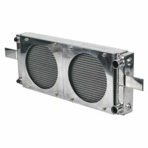 Koyo Rh249525 53mm Universal Pocket Radiator Two Row Core For Honda