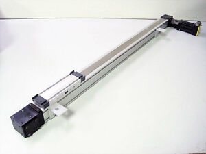 Parker Sm232ae ngsn Servo Motor 40 Linear Rail Actuator With Slide 40 25
