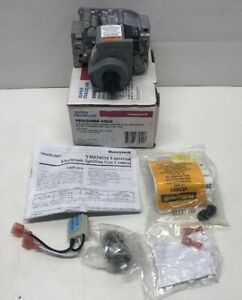 Honeywell Universal Electronic Ignition Dual Automatic Gas Valve Vr8345m4302 New