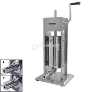 New Uniworld Churro Machine 10 Lb Two Nozzles Ucm dl5