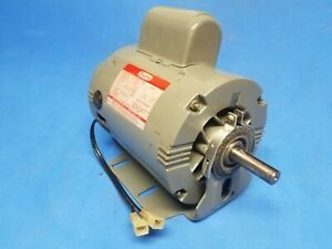 Dayton 4k154f Electric Motor 1 2 Hp 1725 Rpm 115 208 230 V