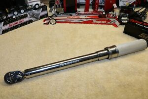 Snap On Qd2r100 3 8 Drive Ratcheting 20 100 Ft Lb Torque Wrench