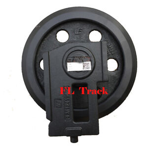 New Fit For Bobcat T300 Mini Excavator Undercarriage Front Idler Parts