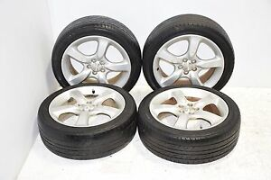 17 Inch Jdm Wrx Legacy Gt Wheels 17x7 Pcd 5x100 With Offset Of 55 Low Profile