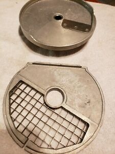 Dicing Kit For Robot Coupe Cl50