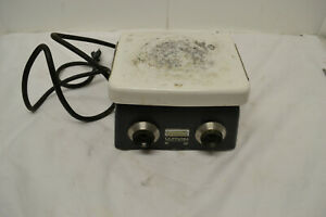 Corning Pc 351 Lab Hot Plate Stirrer Tested Working