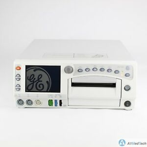 Ge Corometrix 250cx Series Maternal fetal Monitor Model 259cx a