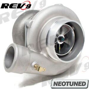 Rev9 Tx 72 68 Billet Compressor Wheel Turbo Charger 68ar T4 Flange 3 V band