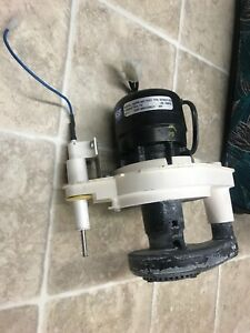 Manitowoc 2008923 Ice Machine Water Pump Model Msp2 115 60 1