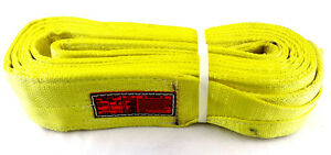Ee2 904 X19ft Nylon Lifting Sling Strap 4 Inch 2 Ply 19 Foot Usa Free Shipping