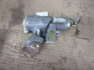 2001 Toyota Corolla Ignition Switch W key And Electrical 2002 200