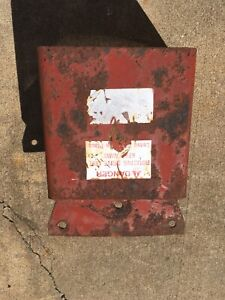 Case Ih International Tractor Pto Shield free Shipping