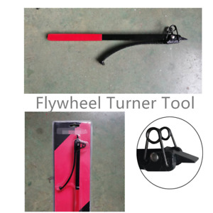 Handtool Car Vehicles Holder Wrench Hold Flywheels Clamps Flex Plate Turner Tool