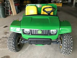 John Deere Gator Tx 4x2 Great Condition Low Hours