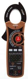 Southwire 21050t 400a Ac dc True Rms Clamp Meter Multimeter