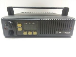 Motorola Maxtrac Two way Radio D45mwa5gb7ak