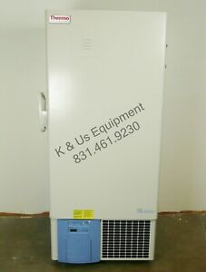 Thermo Forma 8807 Rel 8 Ult 40 c Freezer New Compressor Winterization