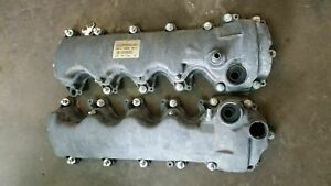 Used 2005 10 Mustang Gt Engine Valve Covers 4 6 Sohc 3 Valve